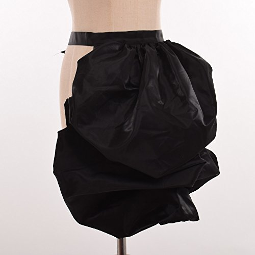 GRACEART Vittoriano Diavolo Trambusto Cintura Burlesco Costume Nero