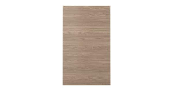 Ikea Brokhult Porte Effet Noyer Gris Clair 60x100 Cm