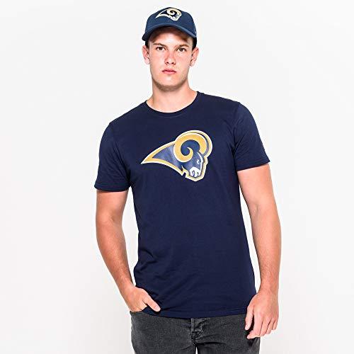 A New Era NE96196FA14Unisex Erwachsene Team Logo Losram T-Shirt, Unisex Erwachsene, Blau  Preisvergleich