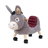 KATIES PLAYPEN / BABY BEST BUYS Little Bird Told Me Bojangles Ride On Donkey - Suitable From 12 Months
