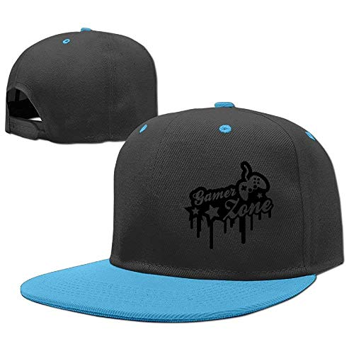 zengjiansm Hüte,Kappen Mützen Hip Hop Baseball Caps Adjustable Hat Gamer Love Joypad Boy-Girls