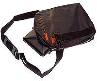 Black Sling Travel Bag for ASUS C100PA 10.1�?� Chromebook Flip