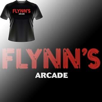 Tron Flynns Arcade scifi movie t-shirt (s-xxl) (medium)