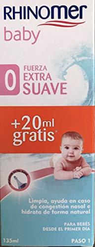 RHINOMER BABY 0 EXTRA SUAVE 115+20 ml