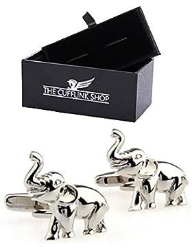 Gemelli elefante animale con confezione regalo di lusso