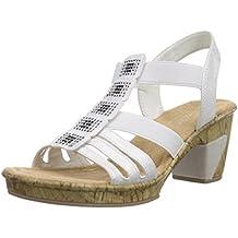 9220690bcfb6 Suchergebnis auf Amazon.de für  rieker sandale weiss damen