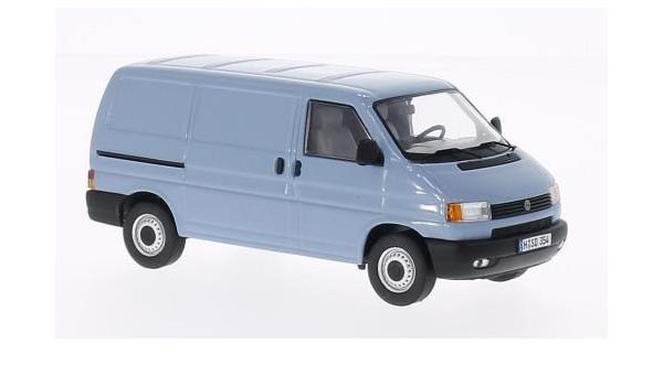 Premium Classixxs Vw T4 Kasten Hell Blau Modellauto Fertigmodell 1 43 Spielzeug