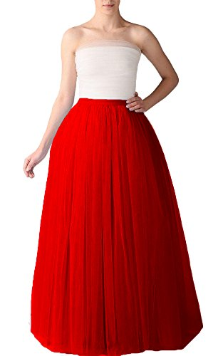 Bridal_Mall -  Sottoveste  - Donna Rosso