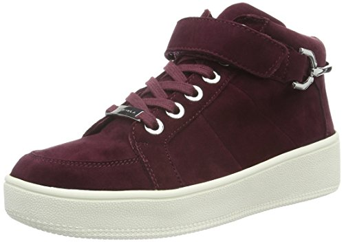 Carvela Damen Linnet Np High-Top Rot (Wine)