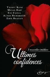 Ultimes confidences : 5 nouvelles inédites (Spicy t. 27)