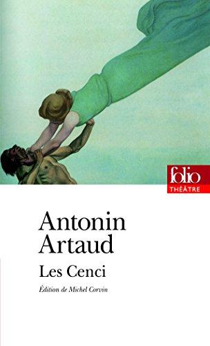 Les Cenci par Antonin Artaud