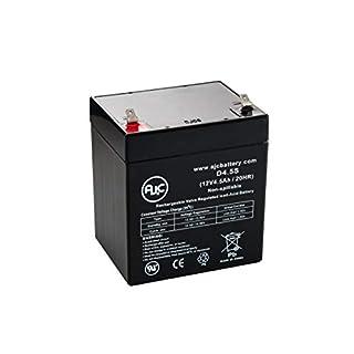 AJC Battery 12V 4Ah Versiegelte Bleisäure Akku