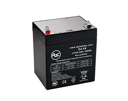 Batterie Genesis NPH5-12 12V 4.5Ah UPS - Ce Produit est Un Article de Remplacement de la Marque AJC®