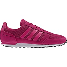 adidas CITY RACER W - Zapatillas deportivas para Mujer, Rosa - (ROSFUE/ROSIMP/NEGBAS) 38