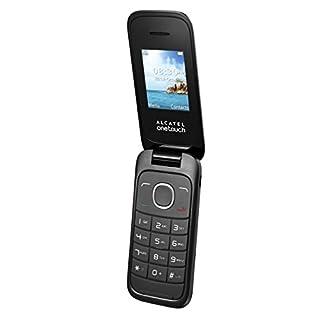 Alcatel 1035X-2CALDE1 onetouch Handy dunkle grau