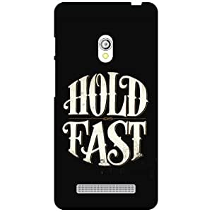 Asus Zenfone 5 A501CG Back Cover - Hold Fast Designer Cases