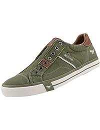 Complementos Amazon Zapatos Sin Cordones Mustang Zapatos es Y x01v0Bqf