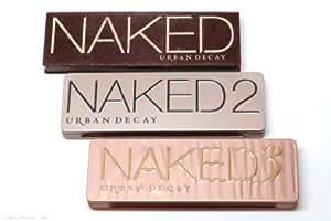 Urban Decay Naked 2 et 3 palettes de fard ˆ paupires Nakeds avec des brosses