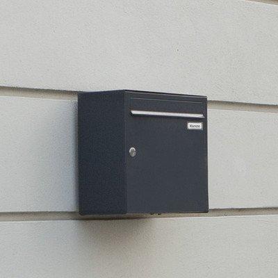 Max Knobloch Briefkasten Fargo IV 7016 20 Liter