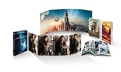 Le Labyrinthe : Le remède mortel [Combo Blu-ray + DVD + Digital HD]