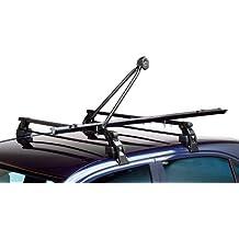 Peruzzo Raleigh Cruiser - Portabicicletas para el coche (bacas de hasta 45 mm de ancho), color negro