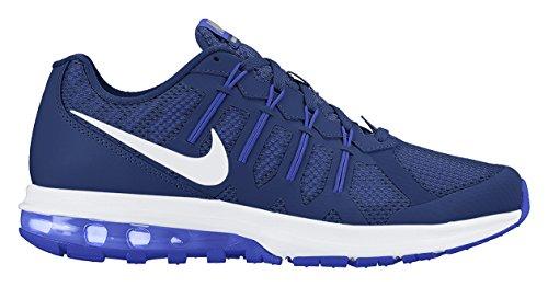 Nike Air Max Dynasty, Entraînement de course homme Deep Royal Blue/Racer Blue/White