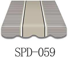 Markisenstoff  Markisenbespannung Ersatzstoff PLUS-Volant 3,5 x 3 m  SPD-059
