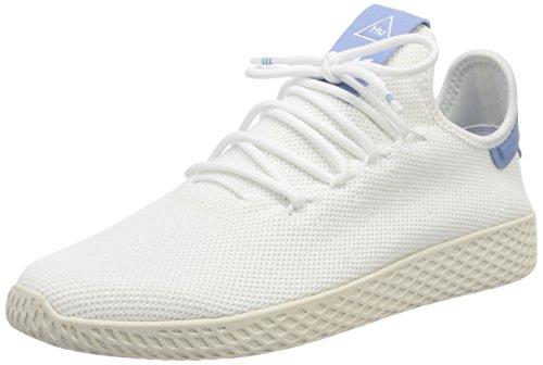 adidas PW Tennis HU Scarpe da Ginnastica Donna, Bianco Ftwr White/ChalkWhite, 42 EU