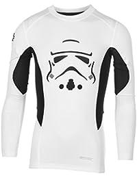 Sondico Star Wars Guardia De Asalto Ponte La Camisa Junior Niño Blanco Deportivo Camiseta