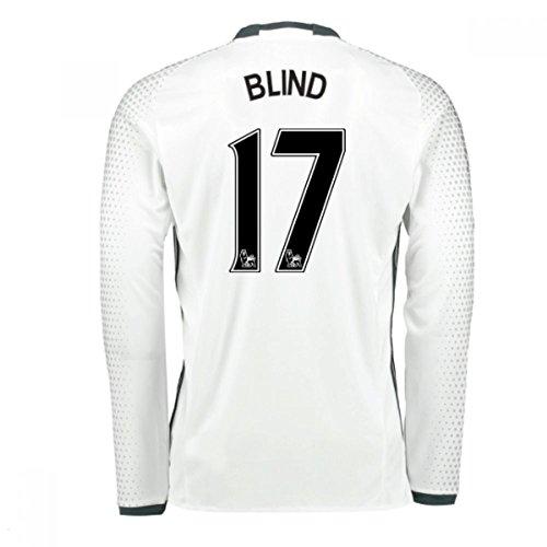 2016-17 Man United Third Shirt (Blind 17) - Kids
