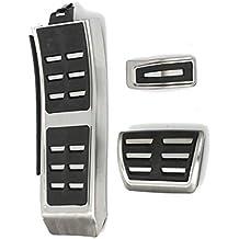TOOGOO Automático Automático De Tres Piezas Pedal De Freno para A4 B8 S4 Rs4 Q3 A5