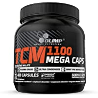 Preisvergleich für Olimp Creatine TCM Mega Caps, 400 Kapseln