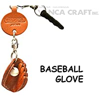 Guanto da baseball in pelle merci Earphone Jack Accessori tappo antipolvere/Cap/orecchio Jack * VANCA * MADE IN JAPAN # 47564