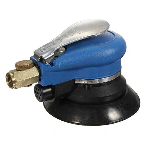 Random Orbital Sander (6 inch Vacuum Polierer Air Random Orbital Palm Auto Polierer Sander Schleif Unterlage)