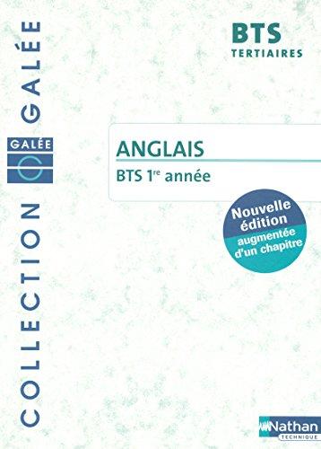 Anglais - BTS Tertiaires 1 par Anne Bellenger
