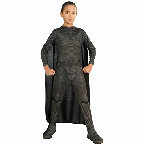 Man of Steel General Zod Kinder Kostüm, (Kostüm General 2 Zod Superman)