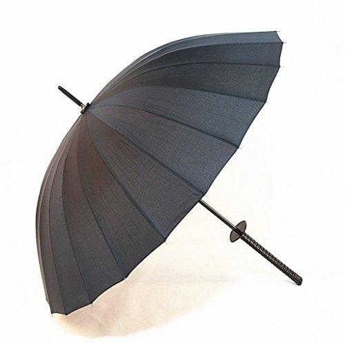 GTWP GT Regenschirm, Groß, 24K, Messer Regenschirm, Regenschirm, Krieger Regenschirm, super, Wind, Werbung Regenschirm