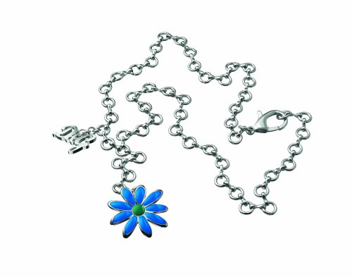 Dolce & Gabbana Jewels D&G Flower Necklace W/Flower D&G Logo Pendants DJ0429 Female