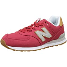 new balance wl574 rouge