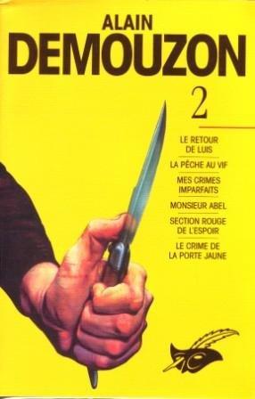 Intgrale Alain Demouzon - Tome 2