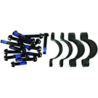 Profile Designs Rehausse pour prolongateurs - Pack de Accesorios para Ciclismo, Color Negro, Talla Kit