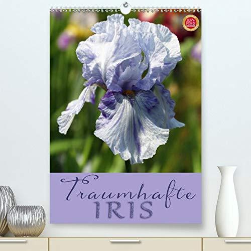 Traumhafte Iris(Premium, hochwertiger DIN A2 Wandkalender 2020, Kunstdruck in Hochglanz): 12 Portraits von traumhaften Schwertlilien (Monatskalender, 14 Seiten ) (CALVENDO Natur)