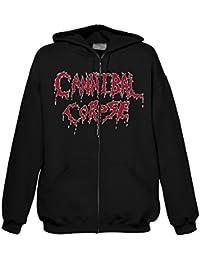 Cannibal Corpse Logo 702489 Zip-Hood