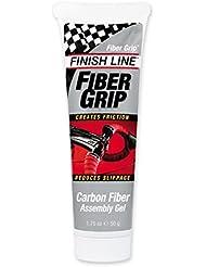 Finish Line Fiber Grip Carbon Fiber Bicycle Assembly Gel, 1.75-Ounce Tube (japan import)