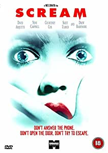 Scream [DVD] [1997]