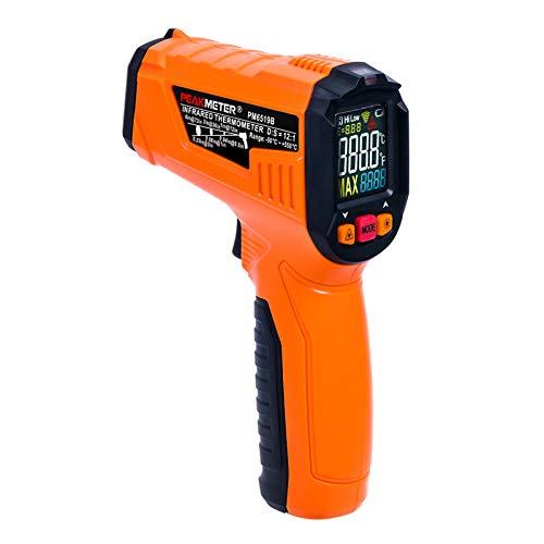 Infrarot-Thermometer, berührungslose digitale Temperaturpistole, IR-Laser-Thermometer-50-500 ℃ (-58 ° F ~ 932 ° F)