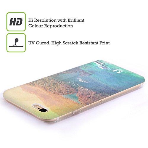 Head Case Designs Pédale Amants De Vélo Étui Coque en Gel molle pour Apple iPhone 5 / 5s / SE Aller