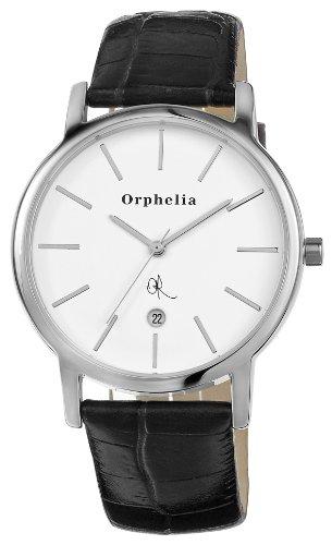 Orphelia OR22670084 - Reloj de pulsera hombre, piel, color negro
