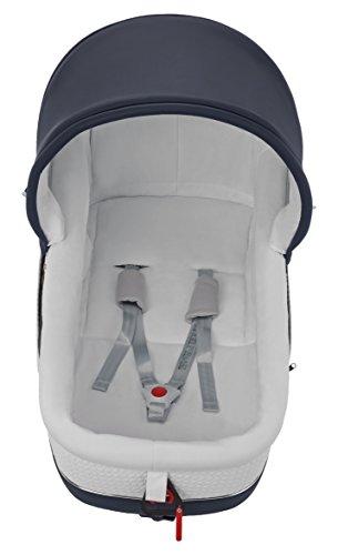 Inglesina A090HB350 Kit Auto 3P per Culla, Bianco