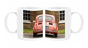 Photo Mug de Couverture Fiat 500 Nuova Italie